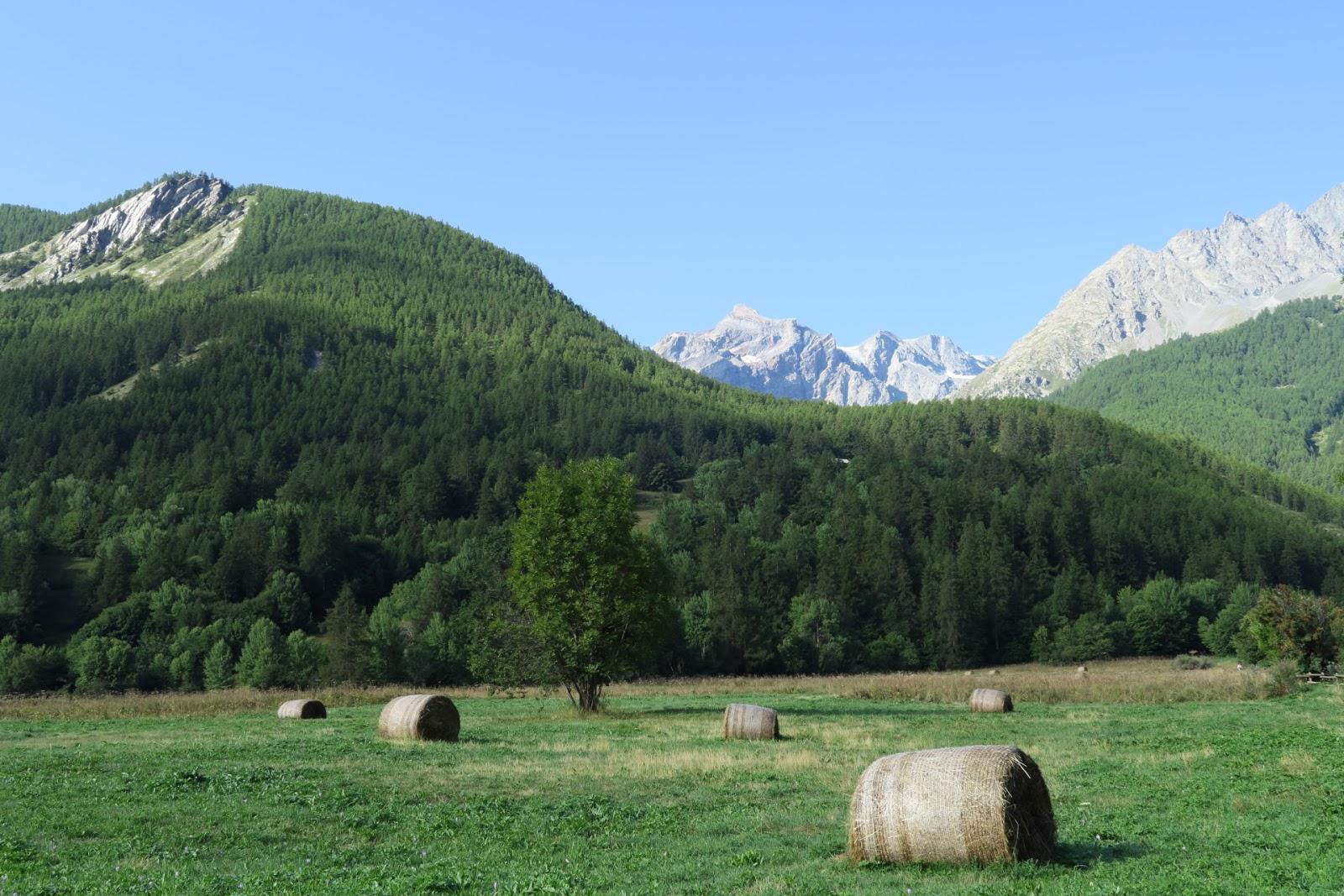 Bon Via Alpina: Le Monêtier Les Bains   Vallouise