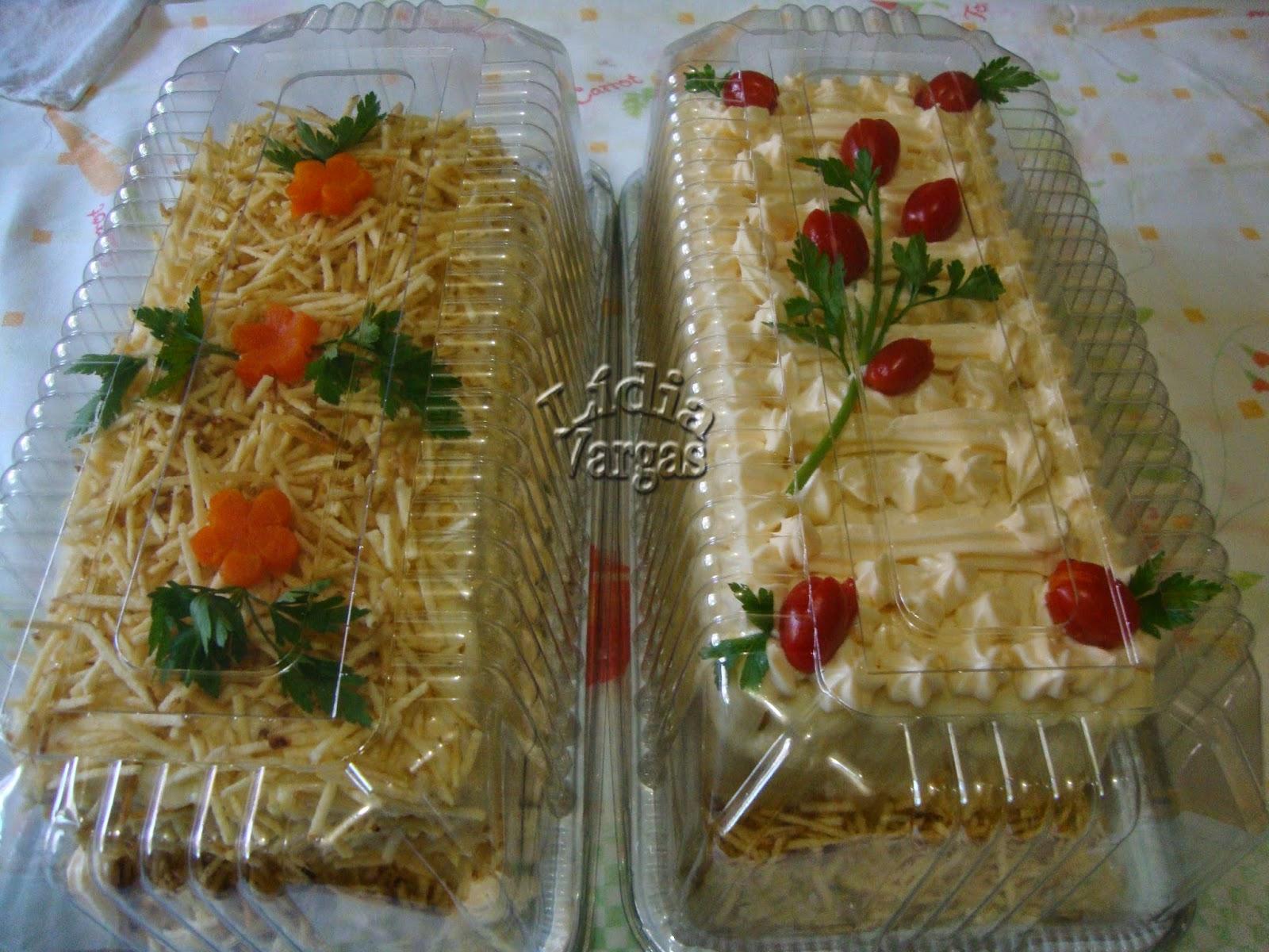 Enfeite De Torta ~ A DOCE ARTE DA LIDIA EU QUE FIZ TORTAS SALGADAS