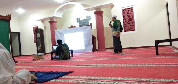 Pelatihan Tata Cara Shalat Tarawih Bersama KH Ali Subhan