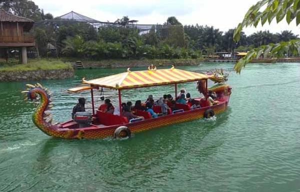 Tempat Wisata Alam di Bogor taman matahari