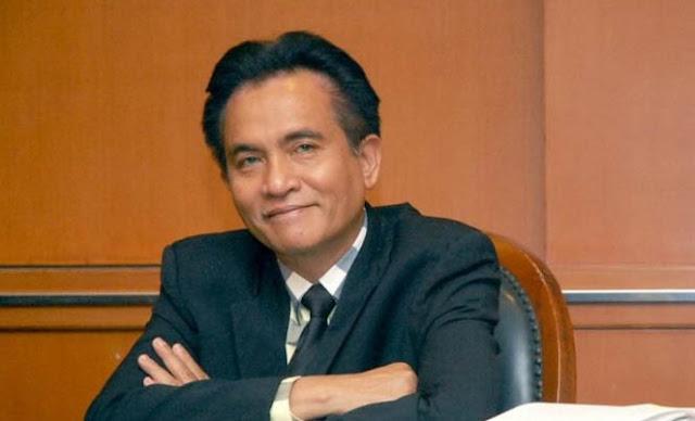 Presidential Threshold Inskonstitusional, Jika Tak Dihapus Yusril Siap Uji Materi ke MK