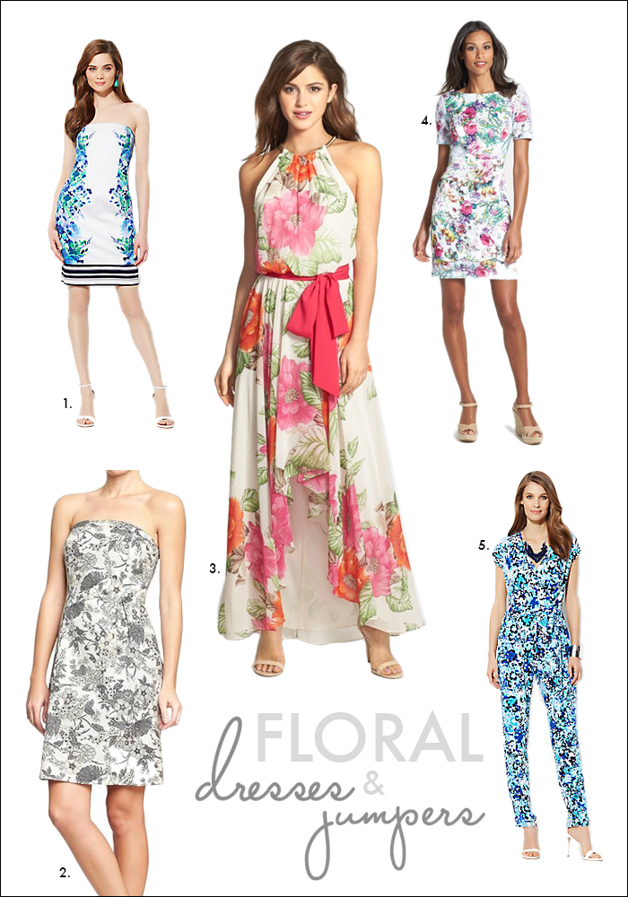 floral rompers, floral dresses, what to wear to brunch, what to wear easter, easter dress