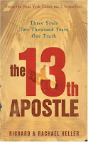 13th Apostle by Richard and Rachael Heller book cover