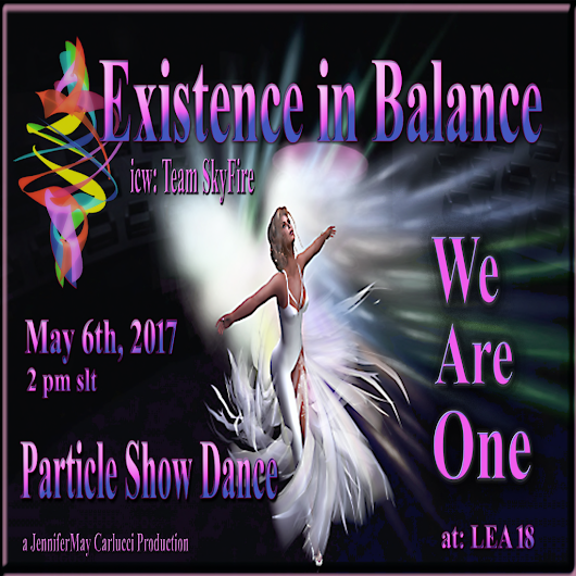 LEA18 Particle Showdance to be held May 6, 2017