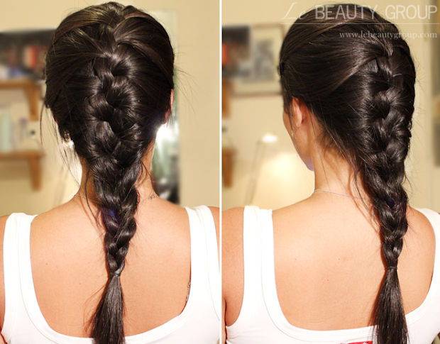 layered braid video tutorials