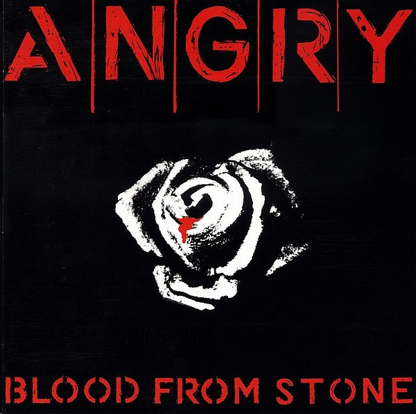 ANGRY ANDERSON - Blood From Stone (1990)