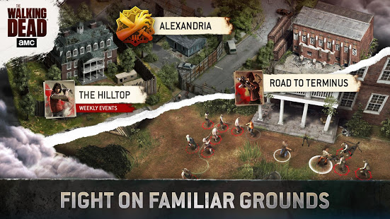 The Walking Dead No Man's Land Mod Apk Latest