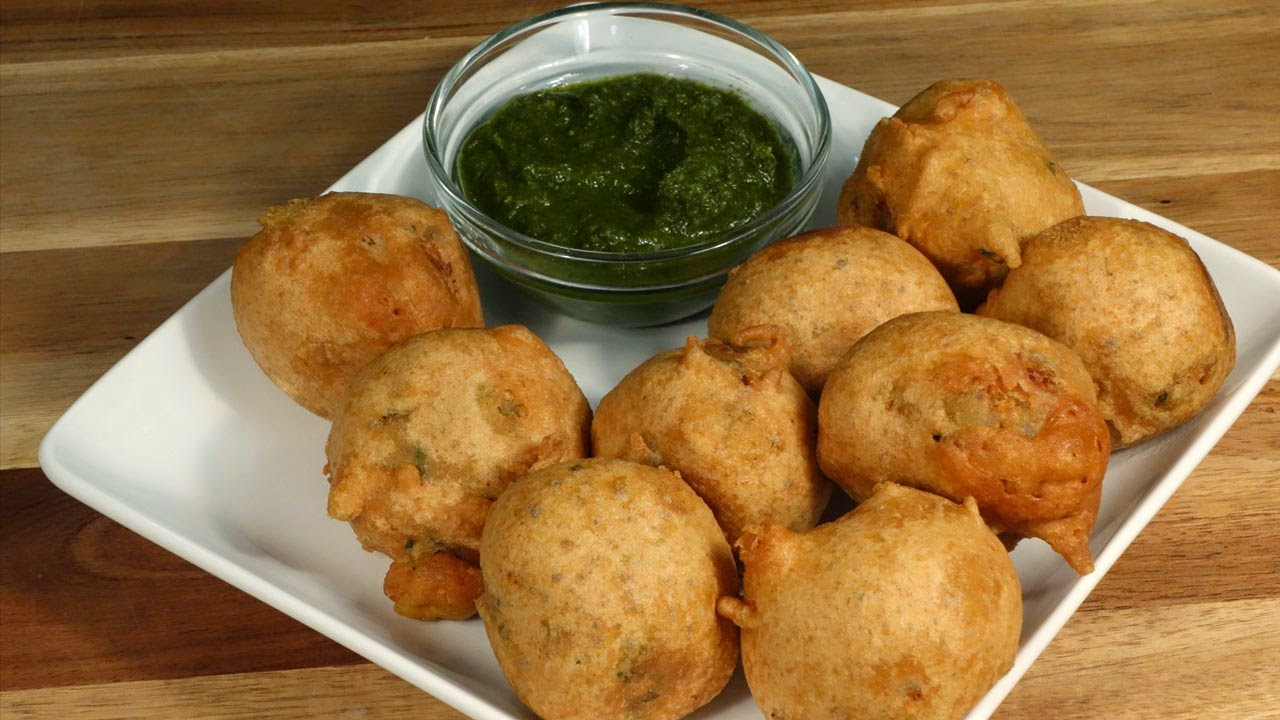 Alu Dal Pakora Potato and Pulse Dumplings_DevBhumiUttarakhand