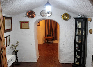 Ermita cueva de Guadix