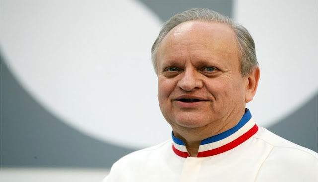 France's Chef of the century Joel Robuchon, dead at 73