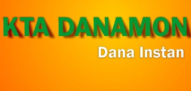 KTA Bank Danamon Pinjaman Tunai Andalan Keluarga