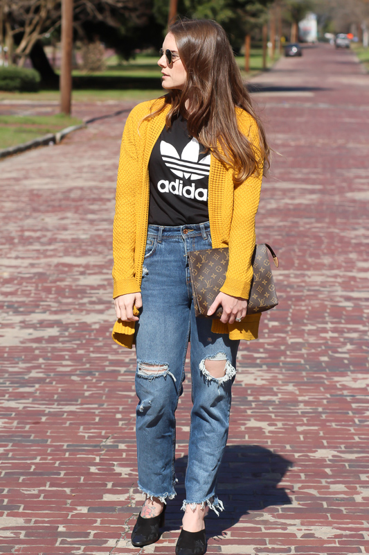 Mom Style- Old Navy- Adidas