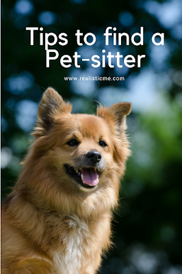 Tips to find a pet-sitter