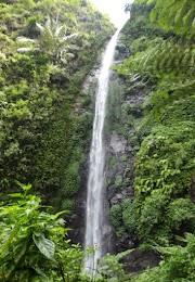 Air Terjun Tancak Gunung Pasang (Tancak Waterfall)