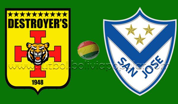 Destroyers vs. San José - En Vivo - Online - Cuartos del Final - PlayOffs