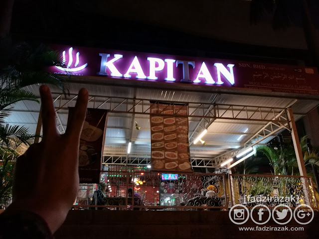 Restoran Kapitan Pulau Pinang