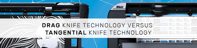 The differences between Drag Knife and Tangential Knife Technology in Summa Cutters.