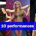 As 10 melhores performances da história do VMA