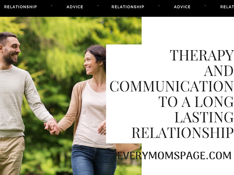 Therapy and Communication to a Long Lasting Relationship