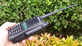 Handy Talky HT Retevis RT6 New IP67 Certified Waterproof Dual Band VHF UHF