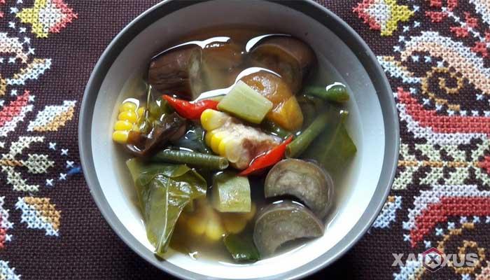 Resep cara membuat sayur asem Aceh