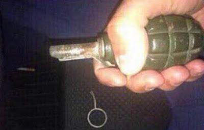 Joven se toma fotos con una granada sin seguro y muere por la explosión