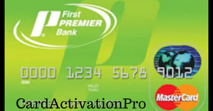 How To Activate First Premier Bank Credit Card (Easy Steps)