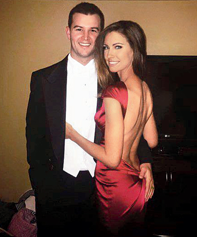 """who is aj mccarron dating now Miss alabama usa 2012 katherine webb offered a clarification after confirming she's dating aj mccarron, the starting quarterback at the university of alabama """"i'm not trying to sabotage ."""