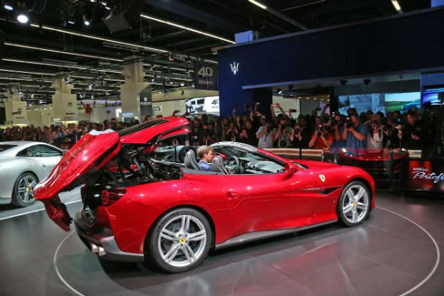 Fotos Ferrari Portofino