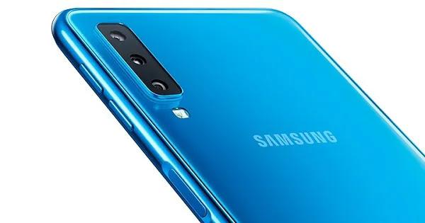 Samsung Galaxy A50 Full Review Cameras