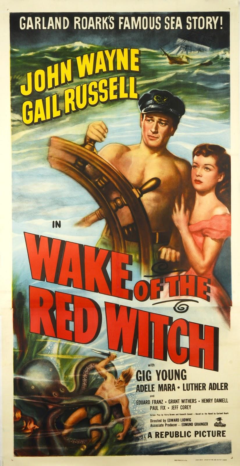 Le Réveil De La Sorcière Rouge : réveil, sorcière, rouge, Goût, Cinéma:, Réveil, Sorcière, Rouge, (Wake, Witch, Ludwig,, 1948)