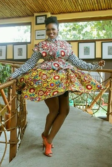 Waje Dazzles In New Easter Photos