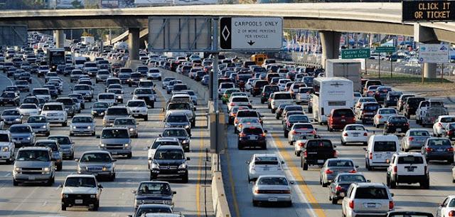 Como dirigir em Los Angeles