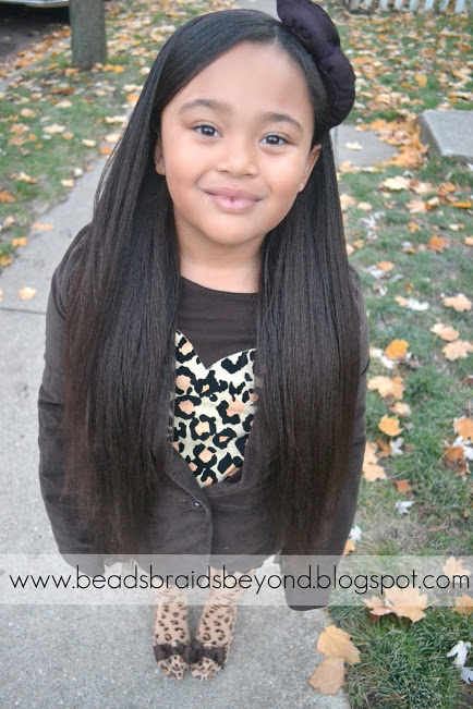 Beads, Braids and Beyond: Straightening Long Naturally ...
