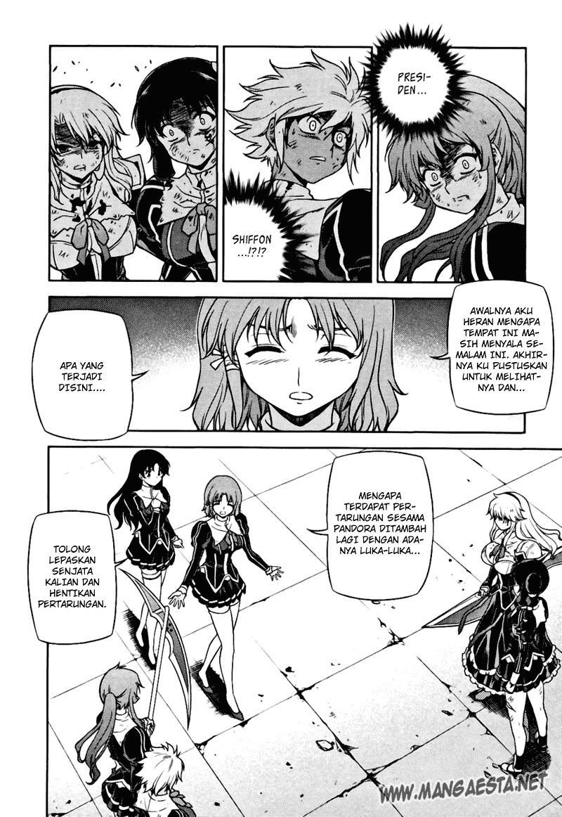 Manga Freezing Chapter 22 Bahasa Indonesia