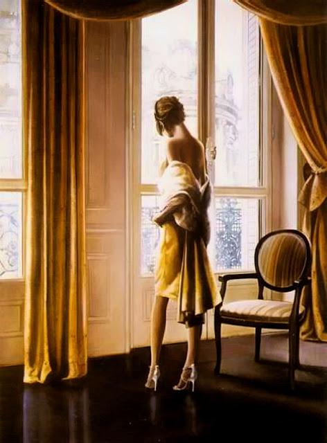 """Italian Artist """"Ron Di Scenza"""" 1954"""
