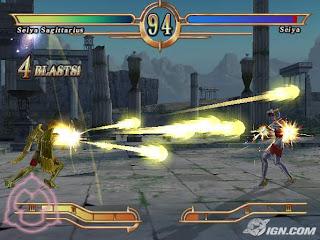 Saint Seiya Chapter Sanctuary (PS2) 2005