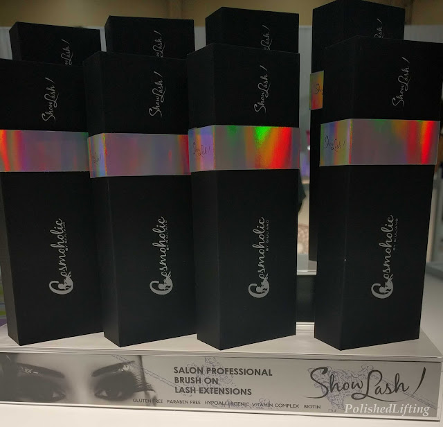 holographic mascara box
