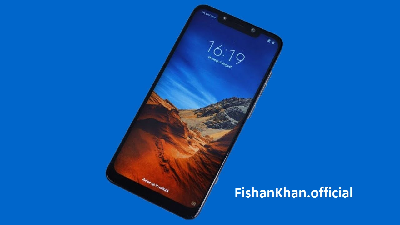 Convert Your Any Android Device Into Xiaomi Pocophone F1