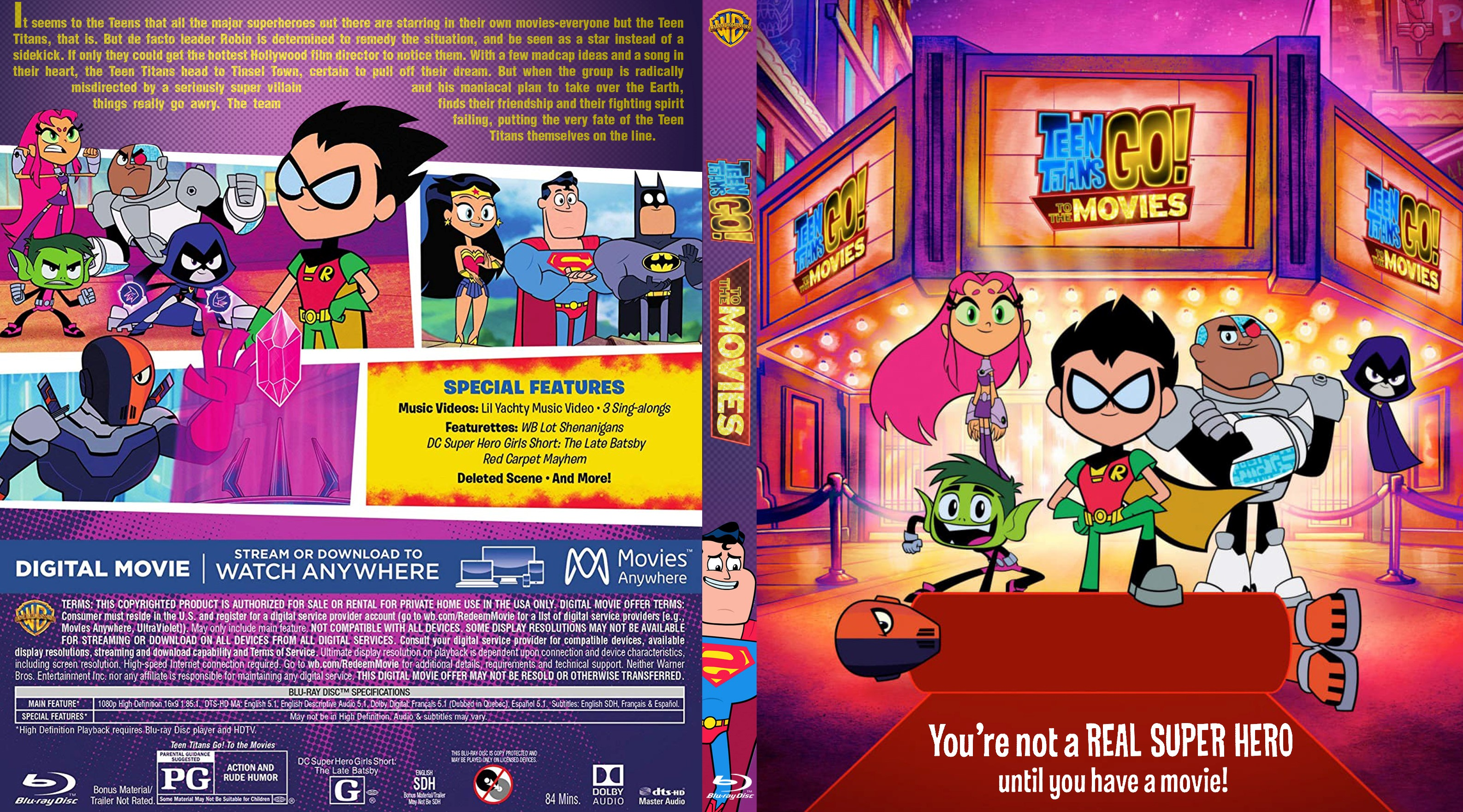 Teen Titans Amazon