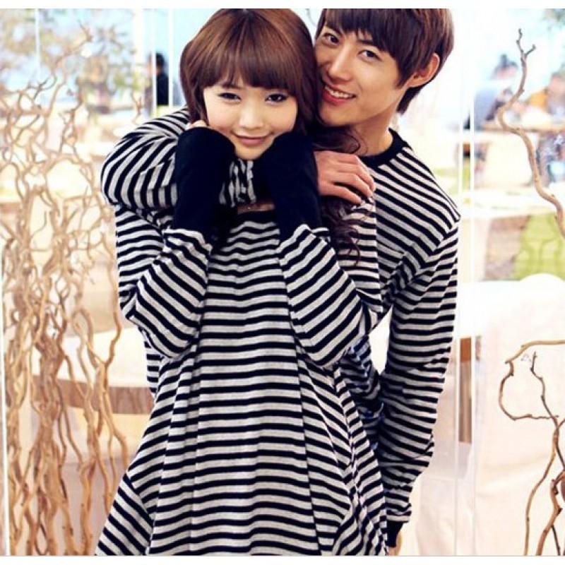 Jual Dress Couple Korean Vintage - 21278