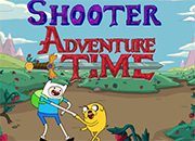 Adventure Time Shooter juego