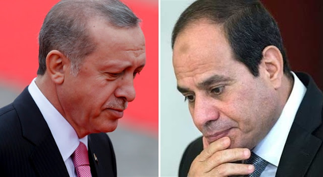 Erdogan vs As Sisi