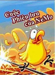 tải game Cuộc phiêu lưu của gà Nemo cho điện thoại