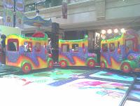 Menyewakan Cartoon Train Jakarta