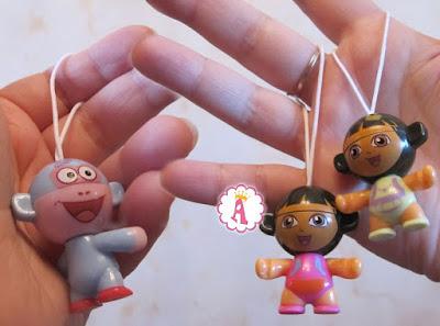 Подвесные игрушки Dora The Explorer