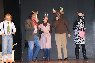 Patodouro, Caballete, Mulaina, Bueyamin y Vakaloka