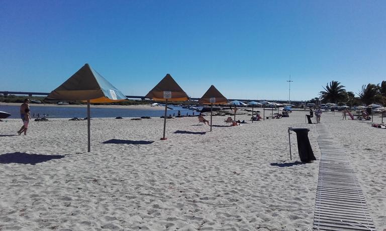 Guarda Sol Praia Samouco