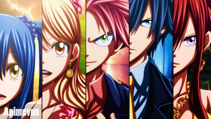 Ảnh trong phim Fairy Tail: Final Series 1