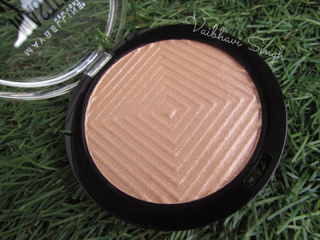 Maybelline Master Chrome highlighter in Molten  Review